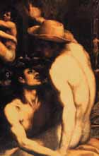 Domenico Cresti (genannt Passignano) 1560-1638 - Badende bei San Niccolo - private Auswahl.