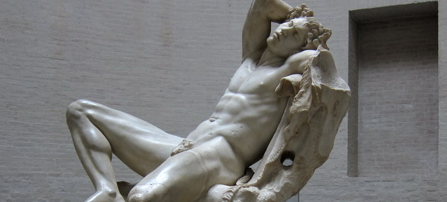 The Barberini Faun . . .
